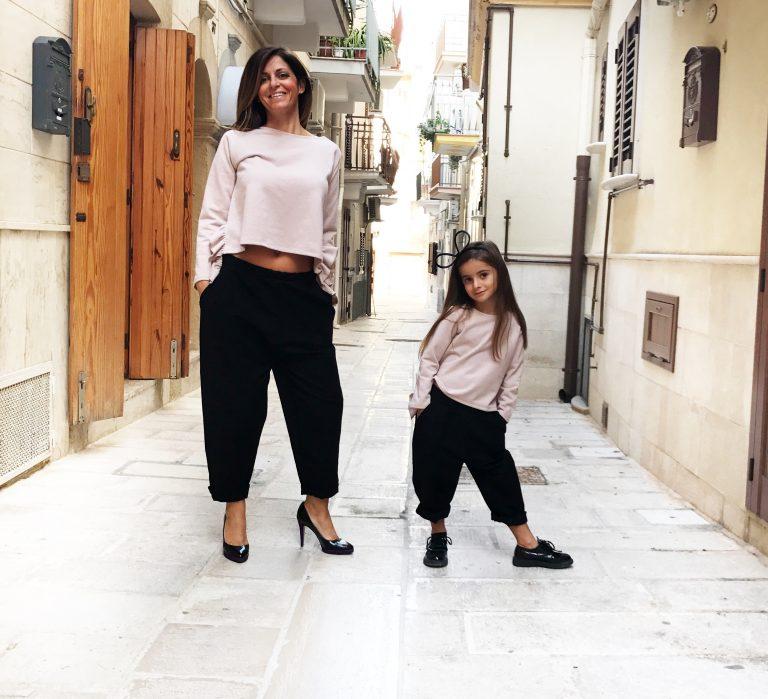 cercare modellazione duratura più recente Abiti mamma e figlia: il minime di PaperCup - MammaLifeStyle