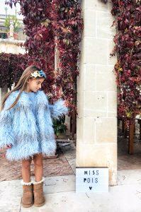 Moda bambine Miss Pois