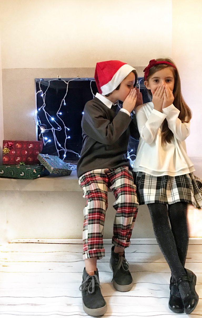 Tartan mania per i vestiti di Natale dei bambini - MammaLifeStyle 0b1d6c3514e