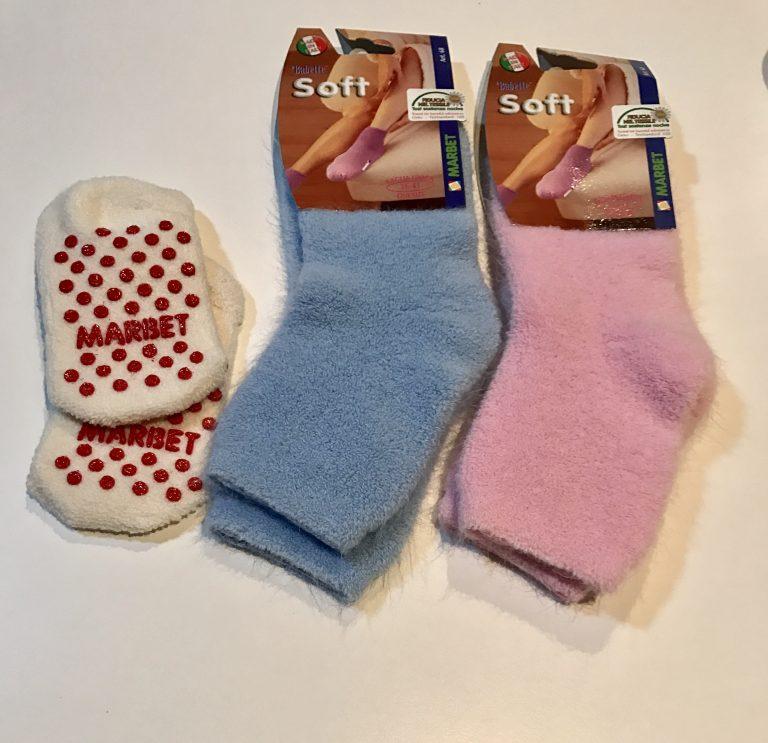calzini antiscivolo fai da te