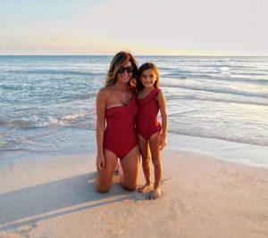 Costumi mamma e figlia