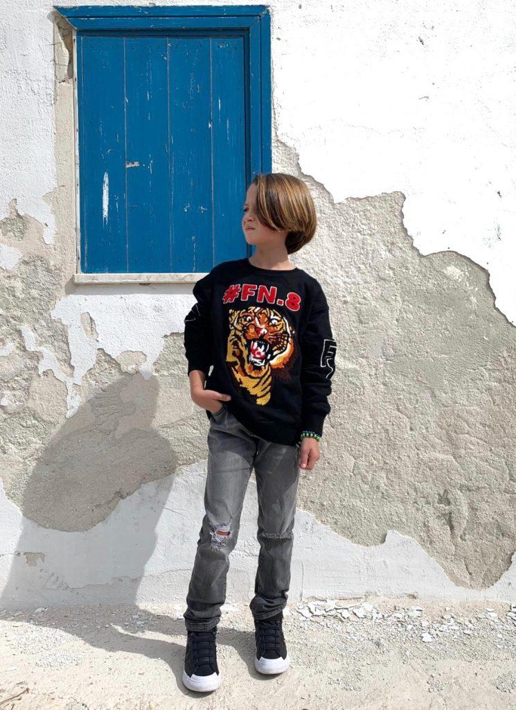 abbigliamneto rock chic