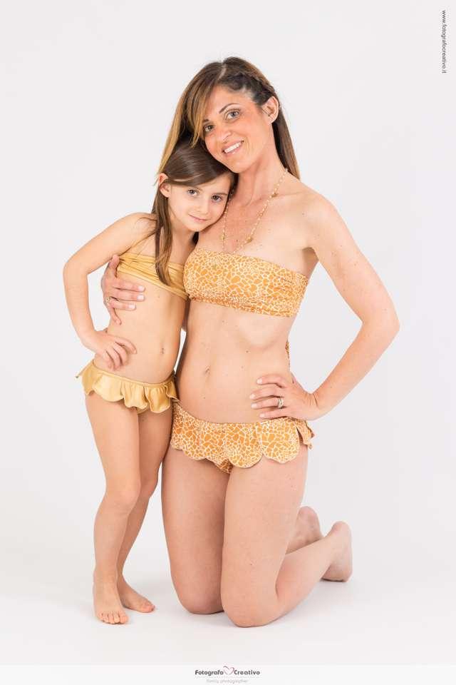 Costumi Mamma e figlia ph credit Fabio Tinelli Fotografo Creativo