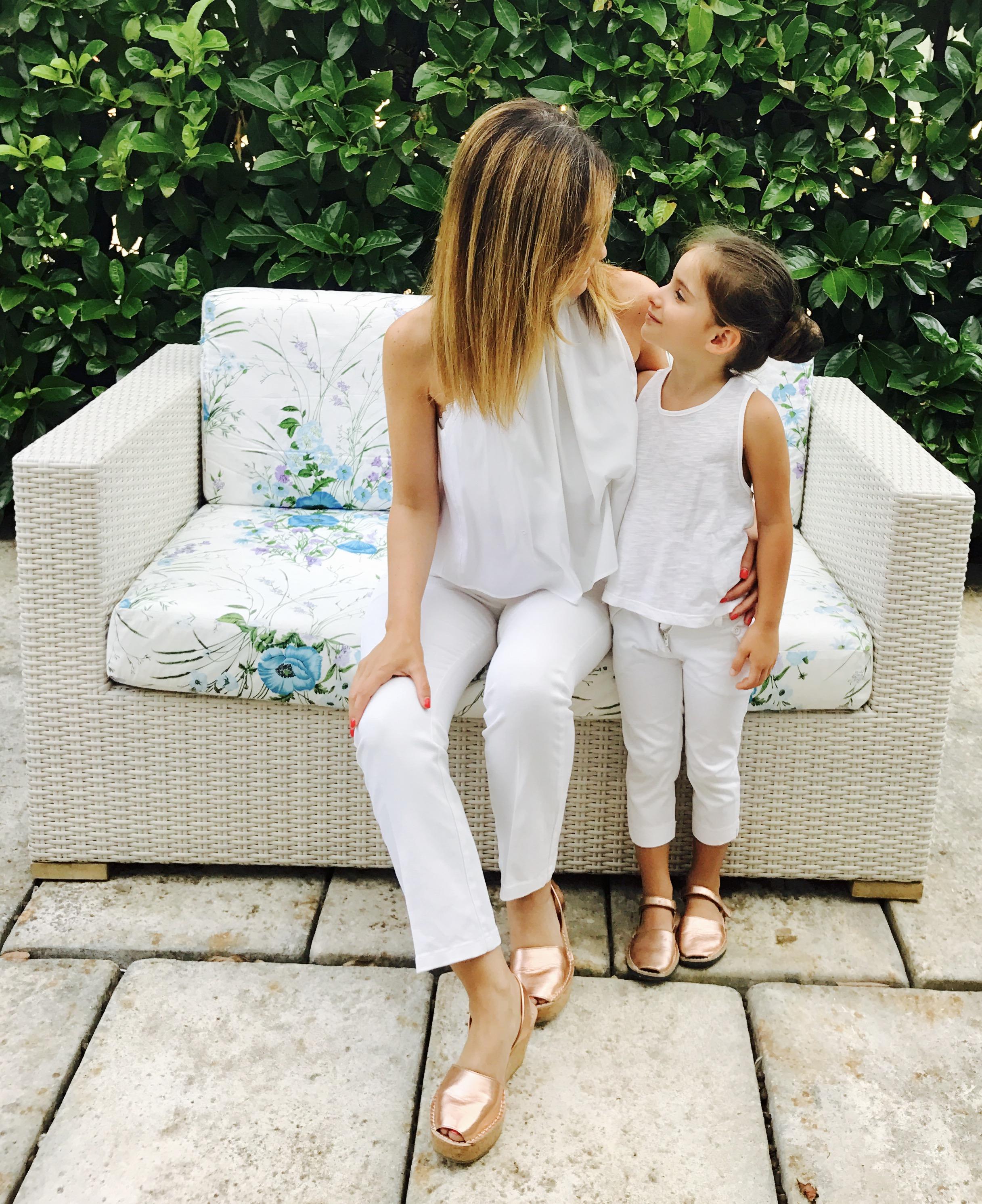 Minorchine mamma e figlia
